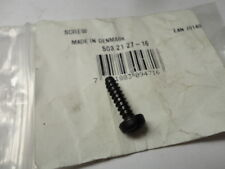 Husqvarna 503212716 Chainsaw Screw for 55 Rancher, 50, 51, 55, 362, 371, 372
