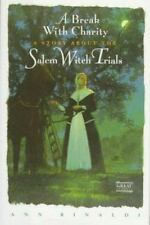 A Break with Charity: A Story about the Salem Witch Trials-ExLibrary