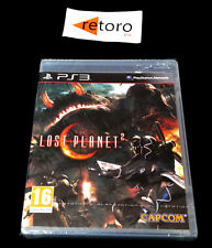 LOST PLANET 2 Sony PS3 PlayStation 3 PAL Español NUEVO Precintado Sealed CAPCOM