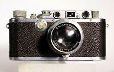Leica III con obiettivo Summar f=5 cm - 1:2