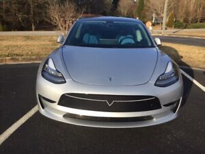 Tesla Model 3 Grille-Style 2