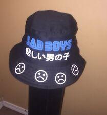 3a6c36f1f68  VERY RARE  Sad Boys Yung Lean Aesthetic Bucket Hat