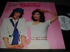 PINK LADY 1979 s/t 6E-209 LP NM gatefold vinyl elektra rare japan pop PROMO