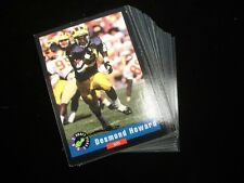 1992 Classic - Complete Set of 100 Cards (Foil)