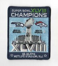 MetLife Stadium NJ SUPER BOWL XLVIII SUPERBOWL SB 48 Seahawks rout Broncos
