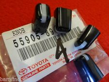 NEW Toyota Heater AC Control Knob Kit 4Runner Pickup Land Cruiser HiLux OEM