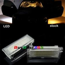 Error Free LED Footwell Door step Courtesy Lights for BMW 1 3 5 6 7 Z4 X5 X6