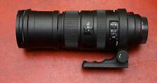 Sigma DG150-500mm f/5.0-6.3 APO HSM OS AF Full Frame Lens, for Sony (A-mount)