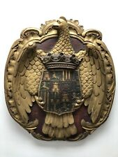New ListingHeraldic shield coat of arms. Architectural piece