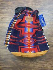 Pendleton Satchel Supreme Sling Bag Aztec Tribal Multicolor