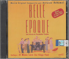 Belle Epoque / El Mono Loco Film Soundtrack CD NEW Antoine Duhamel FASTPOST