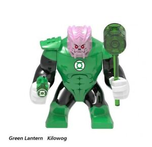 Kilowog - End Game Minifigure Gift Toys [Large] kids toys