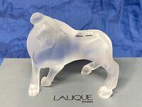 NEW Lalique Vuelta Taureau Bull Ox Lunar New Year Signed & Authentic NIB NEW