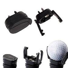 1Pc Universal Black Golf Ball Pick Up Back Tool Saver Putter Grip Retriever