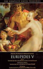 Good, Euripides V - The Complete Greek Tragedies, Euripides, Book