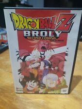 Dragon Ball Z: The Movie - Broly: Second Coming (DVD, 2005, Uncut)