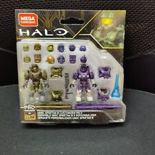 MEGA CONSTRUX HALO UNSC SPARTAN lll CUSTOMIZER PACK GLB76 NEW