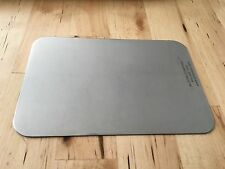 """Alcone Co. Mirrored Metal Mixing Palette PAMMPS 4""""x6"""" *some dents*"""