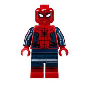 Lego Spider-Man 76082 Black Web Pattern Homecoming Super Heroes Minifigure