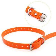 Orange TPU Dog Collar Replacement or PET998DB/PET998DBB/PET916/PET998N/PET916N