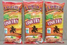 Florida Seafood Seasonings Key Lime Fish Fry Use W/ All Fresh Seafood (3 COUNT)
