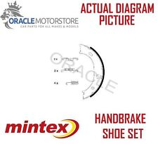 NEW MINTEX REAR PARKING BRAKE SHOE SET BRAKING SHOES GENUINE OE QUALITY MFR488