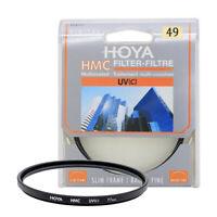 HOYA HMC UV(C) Camera Lens Filter Slim Digital 52/55/58/62/67/72/77/82 mm