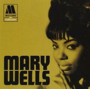MARY WELLS The Collection - New & Sealed Classic Motown Soul CD (Spectrum) 60s