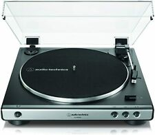 More details for audio-technica at-lp60xusb fully automatic belt-drive usb turntable phono preamp