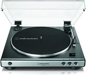 Audio-Technica AT-LP60XUSB Fully Automatic Belt-Drive USB Turntable Phono PreAmp