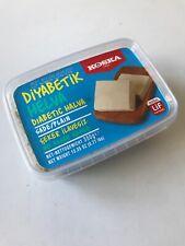 Diabétique Halva Plain - (Koska) - sans sucre ajouté - 350 g-FREE UK POST
