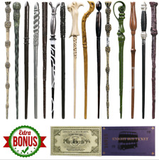 New Harry Potter Magic Wand Dumbledore Voldemort Sirius Wizard Collection Set AU