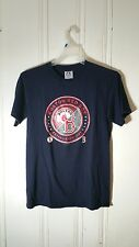 THE BOSTON RED SOX TEE MEN'S MEDIUM BLUE SHORT SLEEVE GRAPHIC