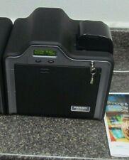 Fargo Hdp5000 Hdpii Single Sided Color Id Card Printer