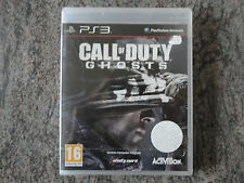 Call of duty ghosts pour PS3 NEUF en FR