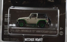 Greenlight Green Machine 2016 Jeep Wrangler 75th Anniversary Edition Mojave Sand