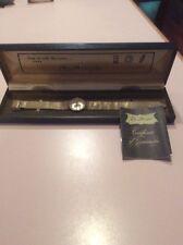 La Marque Men's Or Women's Watch Vintage Inbox With Certificate Of Guarantee