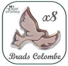 LOT 8 ATTACHES PARISIENNES MARIAGE COLOMBE SCRAPBOOKING