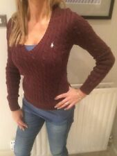 Ralph Lauren Crew Neck Jumpers & Cardigans for Women