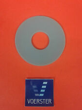 Heberglockendichtung hellgrau Silicon D 63a x 23i x 3mm Geberit bis 1974