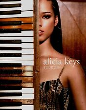 Alicia Keys 2004 Diary U.S. Tour Concert Program Book Booklet / Near Mint 2 Mint