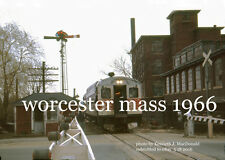 Ney Haven RR 3 Worcester Mass. 1966