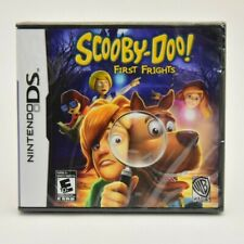 Scooby-Doo! First Frights (Nintendo DS) NEW