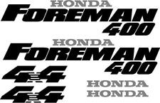 1997 Honda Foreman 400 4x4 6pc Decal/Graphics Set Fourtrax HRC
