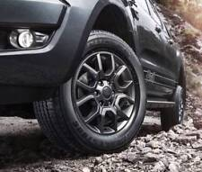 4x Genuine Ford WILDTRAK Ranger 2017 Fx4 Model 18 Wheels Only No Tyres