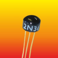 2N3640 Gold-Plated Silicon Pnp Transistor 0.5 A 0.2 W