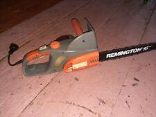 Remington Electric Chainsaw parts saw el-8 model 107625-01