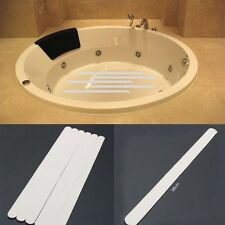 6pcs Anti Slip Shower Strips Non-Slip Stickers Bath Shower Safety Tape Mat