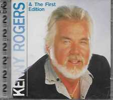 Kenny Rogers & The First Edition Doble CD 1997