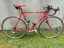 Telaio Look Team Carbonio Carbon Team Rennrad Red 54 cm Frame + Fork + Seatpost